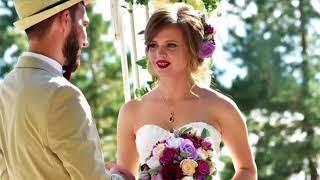 Свадебная церемония. Ведущая Глухова Юлия
