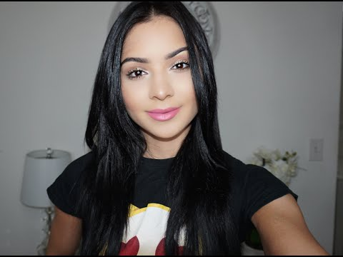 Work / Sick Day Makeup Tutorial All Drugstore | Diana Saldana