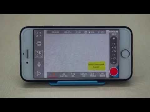 iOS Cool Trick! How to Record Video at 4k/3k resolution (iPhone 6/6 plus/ 5S)!