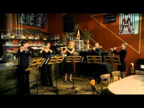 "Quintessenz Leipzig - Astor Piazzolla: ""Histoire du Tango"": Nightclub 1960"