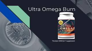 Ultra Omega Burn Review - Does it Work or scam?