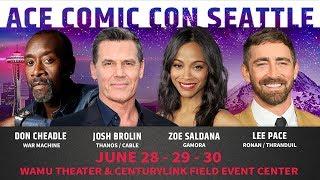 ACE Comic Con Seattle 2019 Teaser