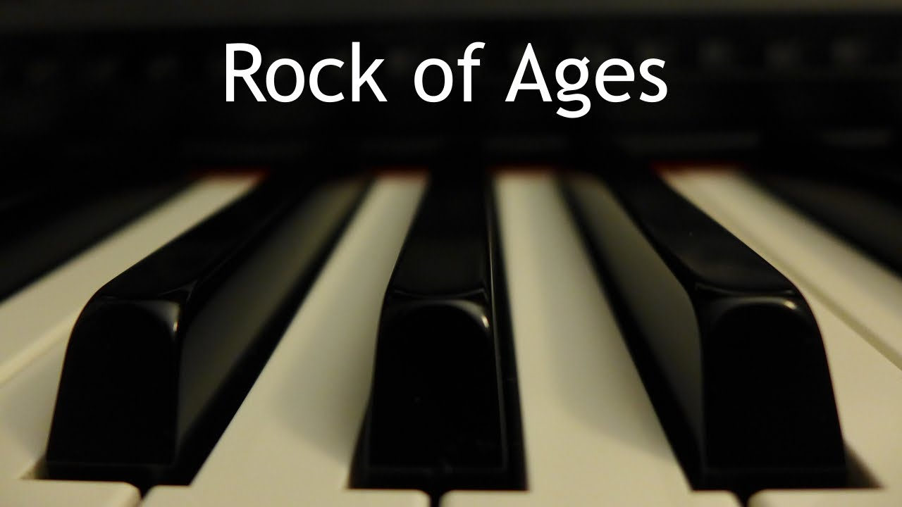 rock of ages instrumental free download