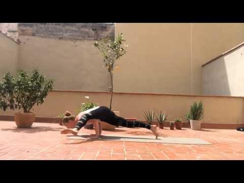 Rocket Yoga Flow
