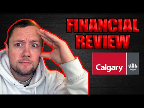 Reviewing Calgary Financial Statements