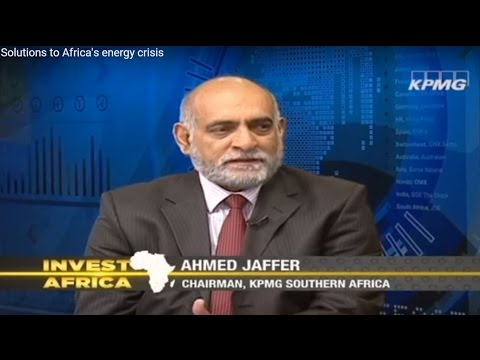 Solutions to Africa's energy crisis