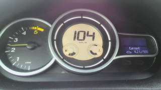 Расход топлива Renault Megane 3 1.5dci 2011, (Рено Мегане 3)(, 2016-07-15T10:52:24.000Z)
