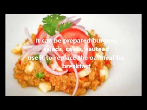 The quinoa