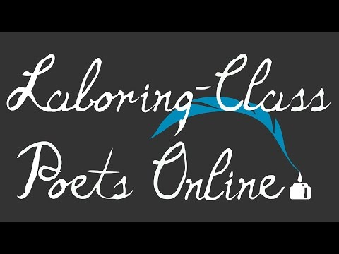 Thesis Defense: From Big to Boutique Data Through Laboring-Class Poets Online
