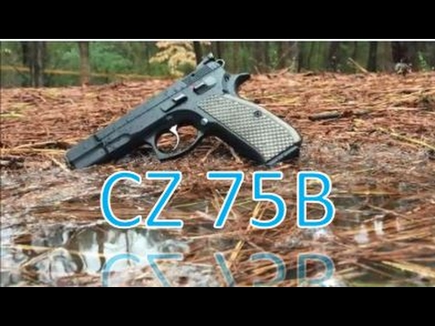 The CZ 75B - A review of the Original Cheater gun that started the heavy  steel gun craze