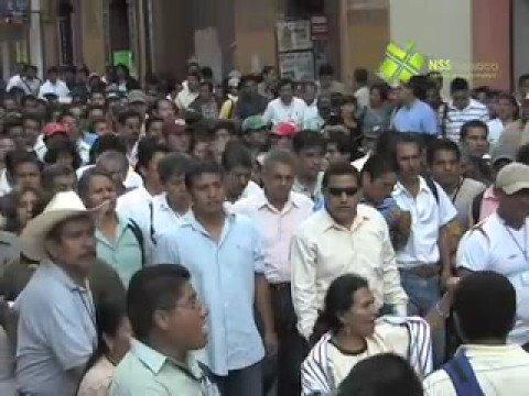 NSS OAXACA: MARIO CRUZ ESCAMIROZA