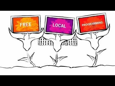 Who Owns TV Programming?