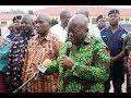 President Akufo-Addo tours Eastern Region