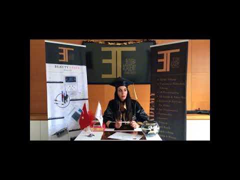 By Tugba Academy - Mezuniyet Konuşması - Sevda Arslantepe