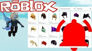 HOW to RECEIVE a WARNING when a NEW ITEM and RELEASED on ROBLOX