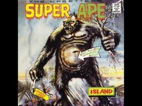 Lee PERRY/THE UPSETTERS Super Ape vs Return Of The Super Ape vinyl ...