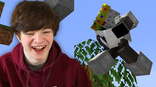 Flying Block Mod with Ranboo is Hilarious!