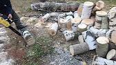 Дрова в Наро-Фоминске - YouTube