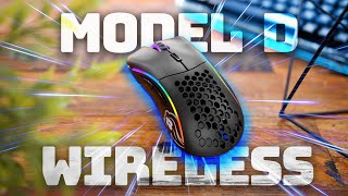 Glorious Model D Wireless Mouse Review - FREE THE D!