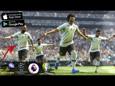 30e2421d98 Novo Jogo de Futebol Super LEVE e OFFLINE Com Modo Carreira.. - YouTube