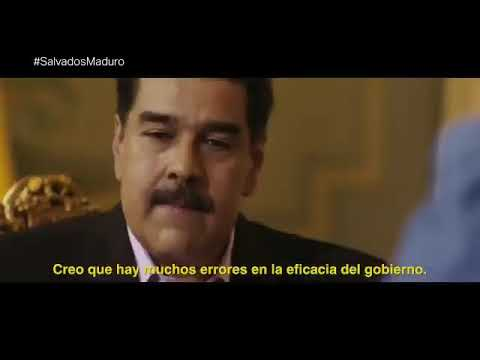 Entrevista al Presidente de Venezuela Nicolas Maduro Moros