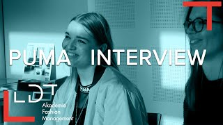 LDT X PUMA Interview mit Dualer Studentin
