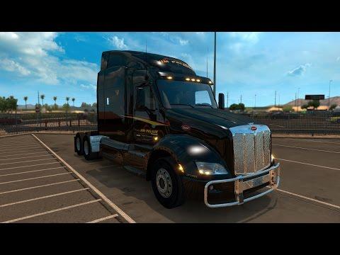 Saturday Night Trucking - Las Vegas to Phoenix in ATS