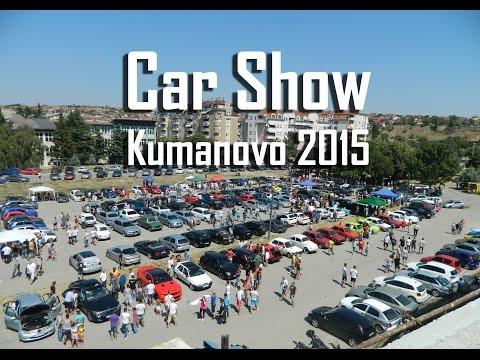 Car Show Kumanovo 2015 (OFFICIAL VIDEO)