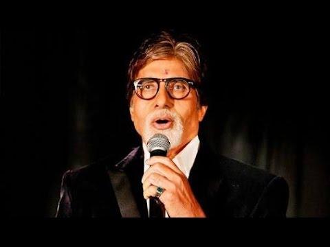 BEDU PAKO   Amitabh Bachhan Sing Uttrakhandi Song   Big B Live DevBhoomi Song