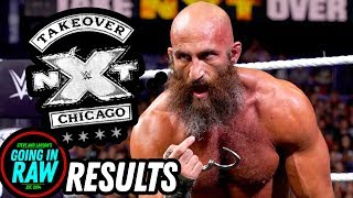 WWE NXT TAKEOVER CHICAGO 2 REVIEW & RESULTS! (Going In Raw Pro Wrestling Podcast)