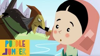 Baba Yaga | Classic Tales Full Episode | Puddle Jumper Children's Animation