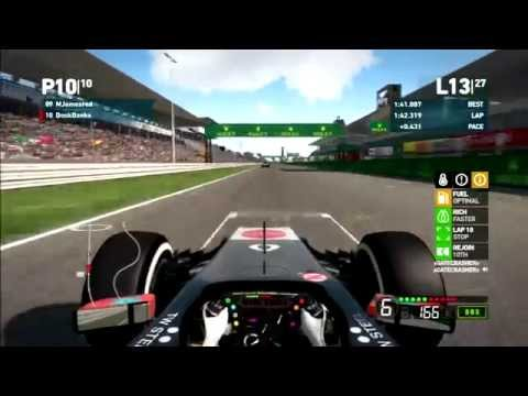 AOR GP2 Sunday Japan GP 8th March 2015