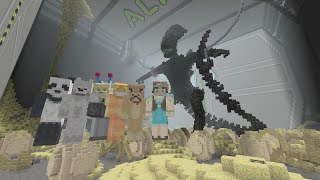 Alien Hide and Seek - Minecraft XBOX 360/One W/DOWNLOAD!