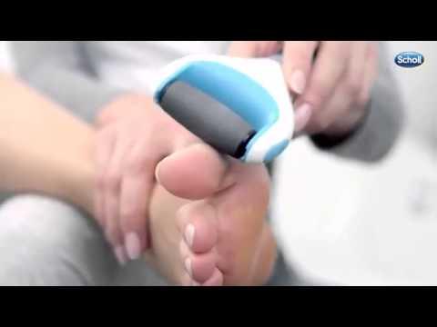 Scholl Velvet Электрическая пилка для ступней ног, купить в Баку онлайн в интернет магазин USEL.az