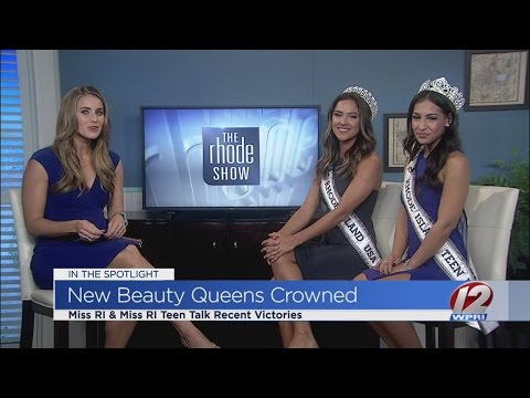 New Miss RI title holders crowned