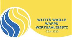 Wiittä Waille Wirtuaalinen Wappu 2020