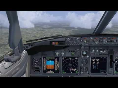 VATSIM: PMDG 737-800 NGX Raleigh Durham, NC - Atlanta, GA