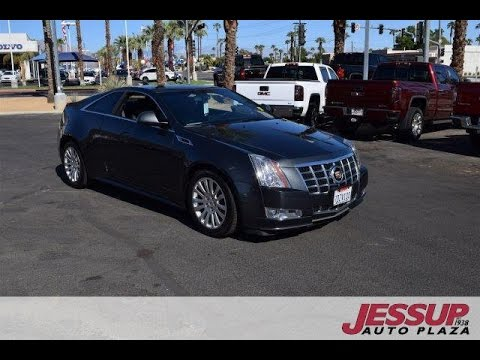 2014 CADILLAC CTS COUPE 3.6L V6 RWD PERFORMANCE Contact ...