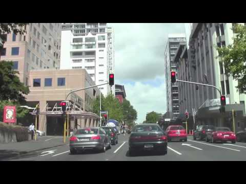 Auckland City in New Zeland