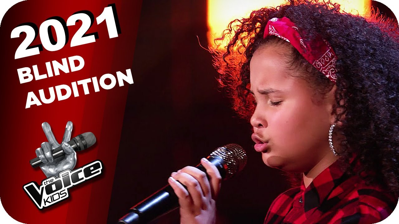 Download Zoe Wees - Control (Rahel)   The Voice Kids 2021   Blind Auditions