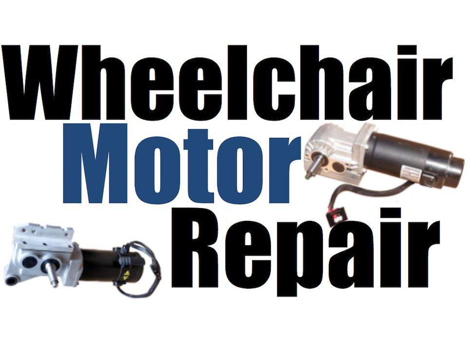 Pride Mobility Motor Rebuilding » Wheelchair | Motor Repair ... on