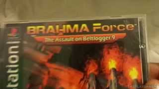 Retro Unboxing: BRAHMA Force: The Assault on Beltlogger 9