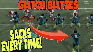 THIS DEFENSE IS A GLITCH! TOP 5 HARDEST to STOP BLITZES in Madden 20! All in 1 Playbook