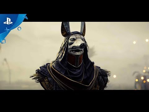 Assassin's Creed Origins - Order of the Ancients Trailer | PS4