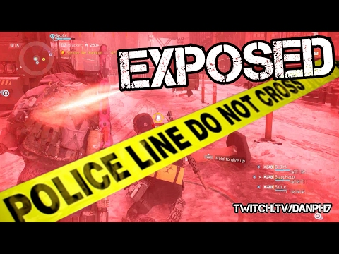 EXPOSED...it continues. - The Division