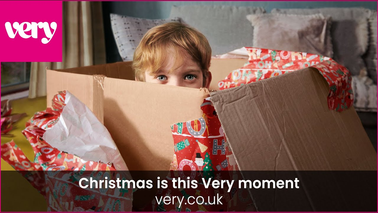 Christmas is this Very moment | Very.co.uk Christmas Advert 2020