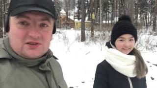 Прогулка по зимнему Монино
