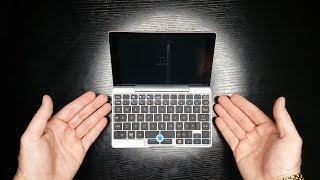 GPD Pocket Mini Laptop Review   Smallest Laptop 2017