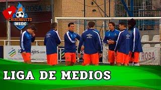 DIRECTO | EL CHIRINGUITO VS. ONLINE | Liga De Medios | 9ª jornada