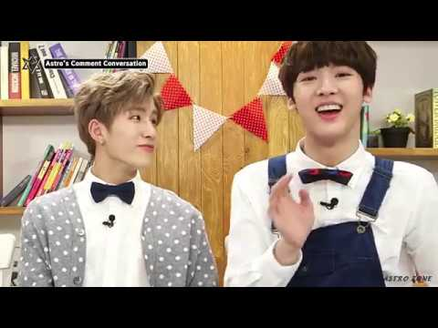 ASTRO 아스트로 Teasing Each Other Compilation